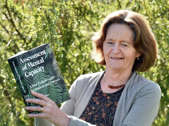 Dunedin barrister and author Alison Douglass believes the law should be reformed to better...