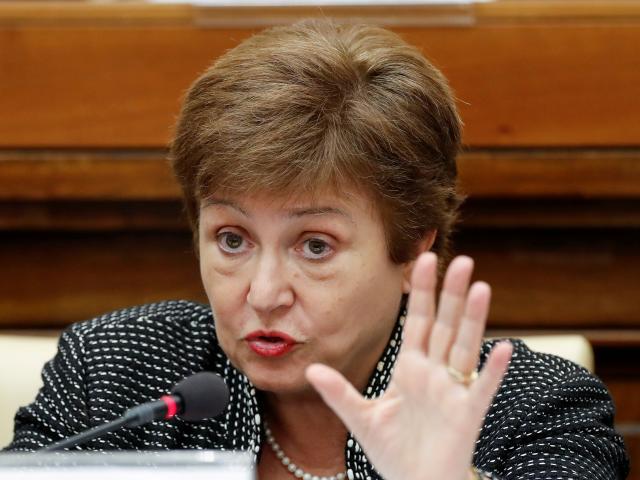 Kristalina Georgieva. Photo: Reuters