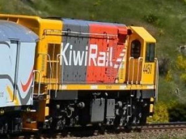 A $1 billion investment in New Zealand's rail network was announced as part of last month's Budget.