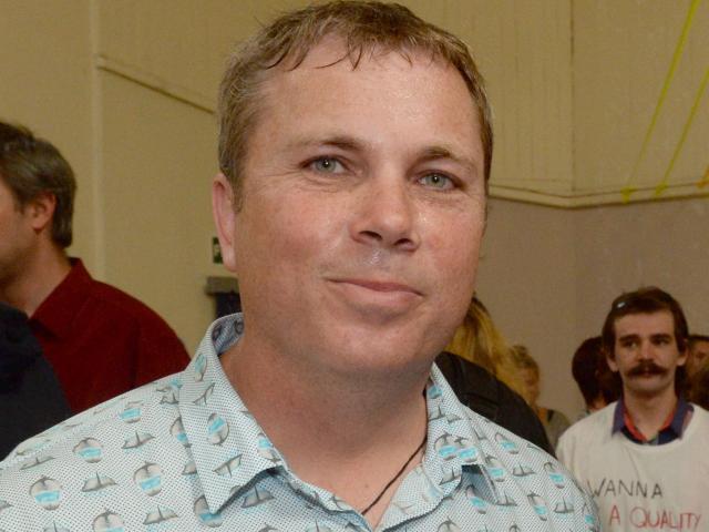 Gareth McMillan