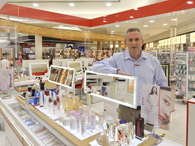 H&J Smith chief executive John Green. Photo: Gerard O'Brien