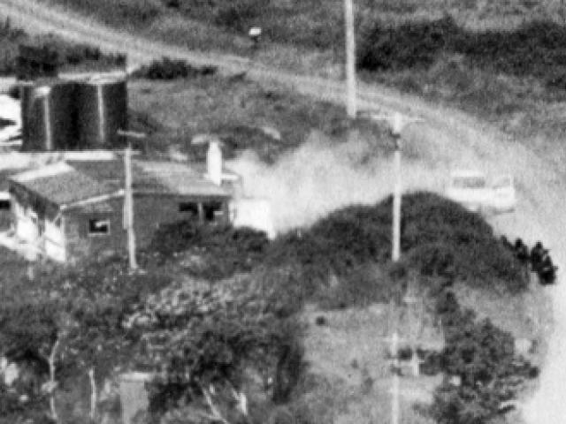 The Aramoana massacre. Photo: File