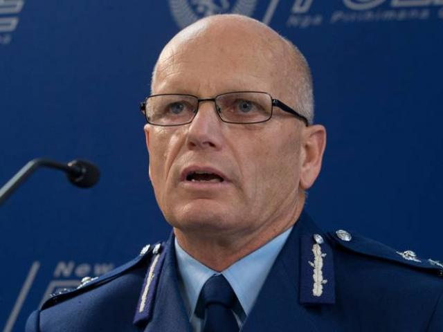 Deputy Commissioner Mike Clement. Photo: NZ Herald