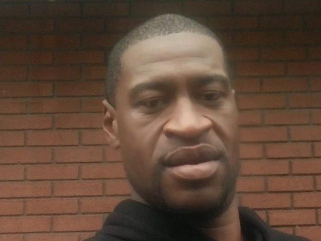 George Floyd died after a police officer pinned his neck to the ground with a knee.