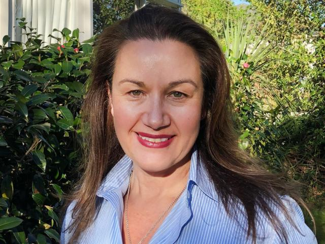 Lynda Coppersmith has been appointed chief executive of New Zealand Young Farmers. Photo: Supplied