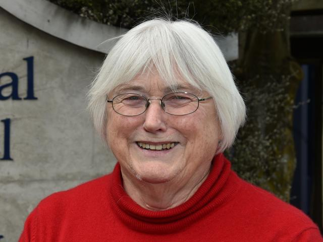 Marian Hobbs. Photo: ODT files