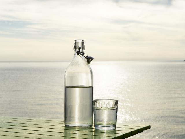 Salt water could help in the fight against Covid-19 according to a new study. Photo: Getty Images