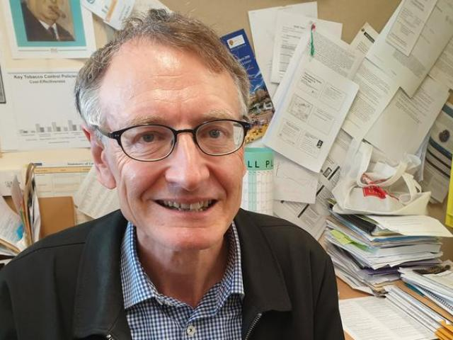 tago University public health professor Nick Wilson. Photo: RNZ Insight / John Gerritsen