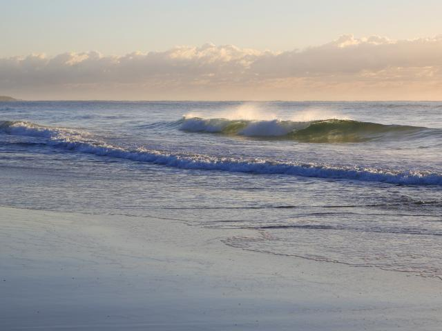 Wooli beach in northern NSW. Photo: Getty Images