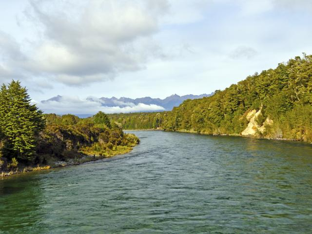 The Waiau River in Fiordland. Photo: Getty Images