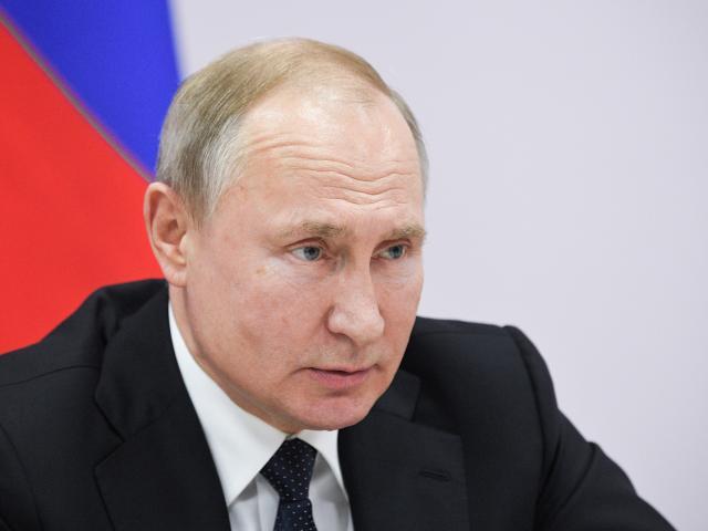 Vladimir Putin. Photo: Getty Images