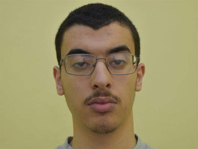 Hashem Abedi. Photo:  Greater Manchester Police/Handout via Reuters