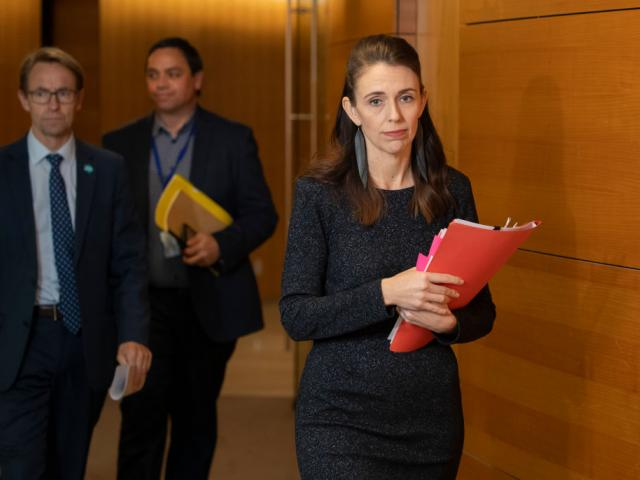 Prime Minister Jacinda Ardern and director general of health Ashley Bloomfield are set to reveal...