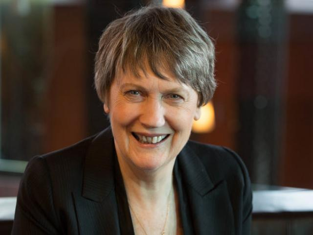 Helen Clark said responsibility for the situation must lie with the RNZ board. Photo: RNZ