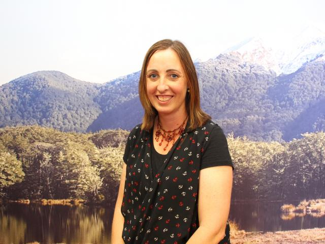 Federated Farmers Southland vice-president Bernadette Hunt