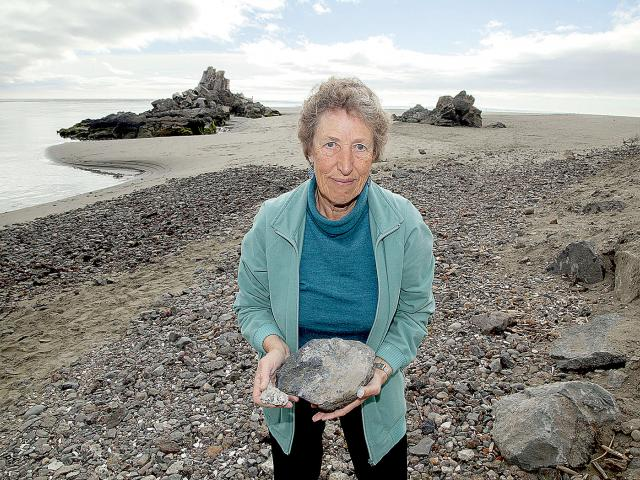 Redcliffs Residents' Association Secretary Pat McIntosh says the wait to remediate Clifton Beach...