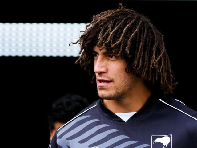 Kiwis second-rower Kevin Proctor. Photo: Getty Images