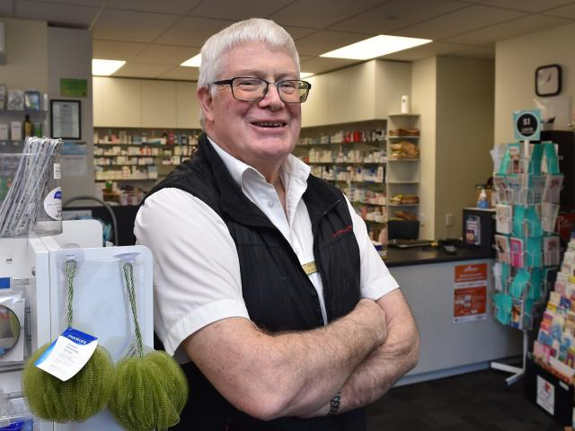 Dunedin pharmacist Peter Barron is calling for an end to first past the post and for every local...