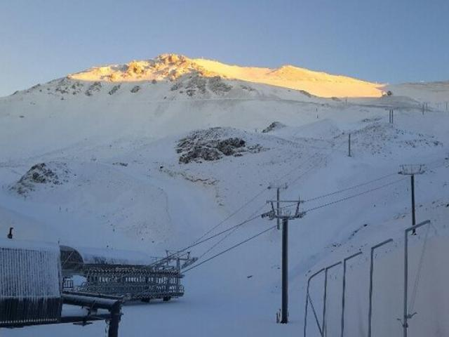 The Mt Hutt ski field. Photo: Supplied / James McKenzie
