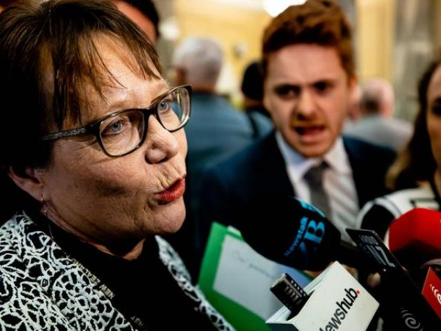 Tracey Martin. Photo: RNZ / Dom Thomas