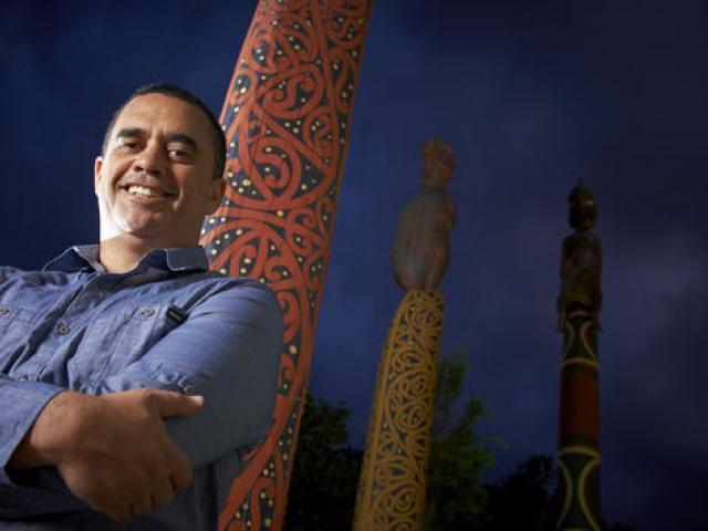 Dr Rangi Mātāmua. Photo: Waikato Museum