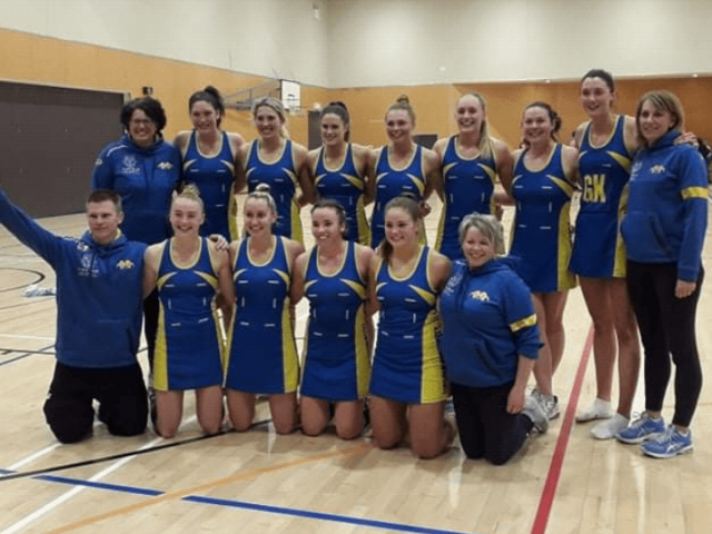 Lincoln University upset previously unbeaten Technical to finish the Christchurch Netball Centre...