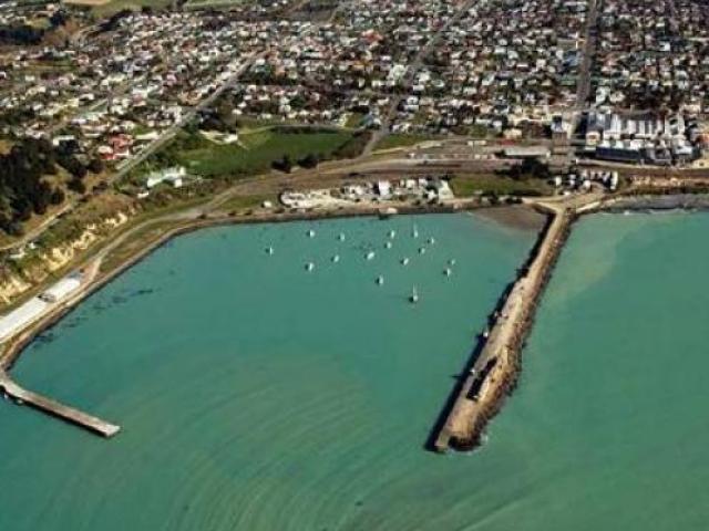 Oamaru Harbour. Photo: Stephen Jaquiery