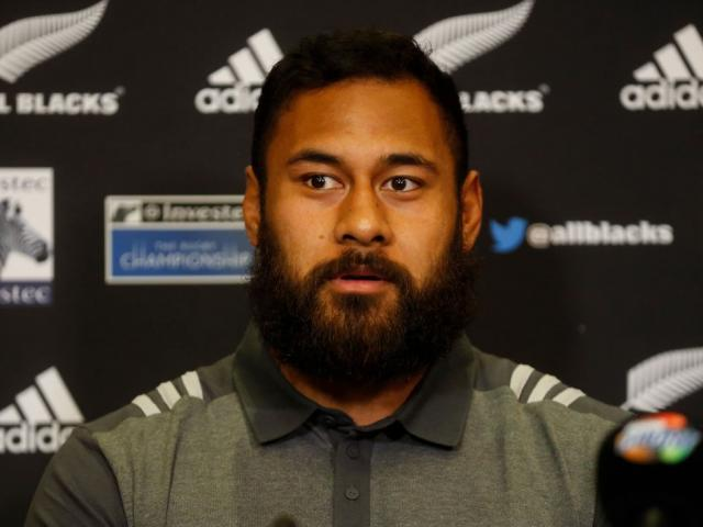 Patrick Tuipulotu. Photo: Getty Images