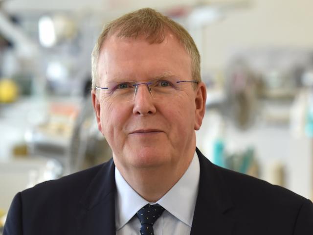 Prof Paul Brunton. Photo: ODT files