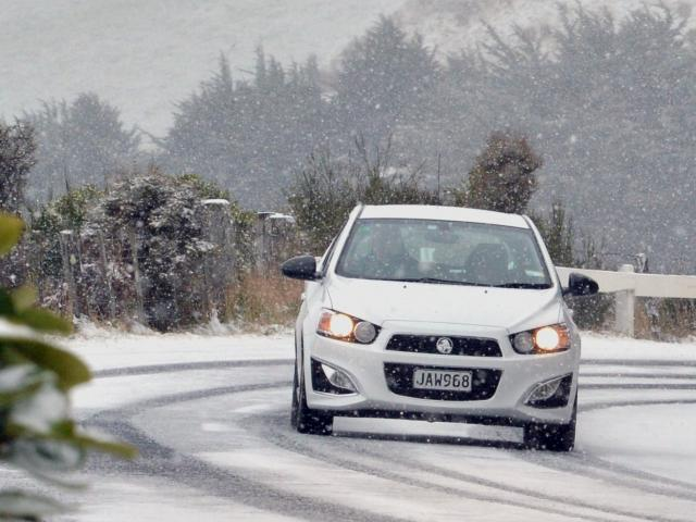 Alpine passes are set to get a dusting. Photo: Getty Images
