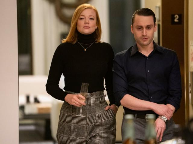 """Succession"" scored seven honours. Photo: HBO"