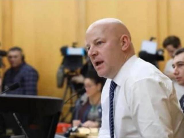 Matt Doocey. Photo via NZ Herald