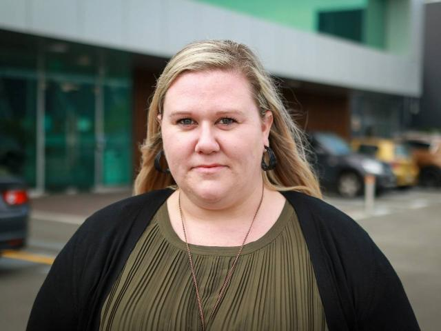 EQC's Pip Andrews said she believed the $300m was enough. Photo: Logan Church / NZH