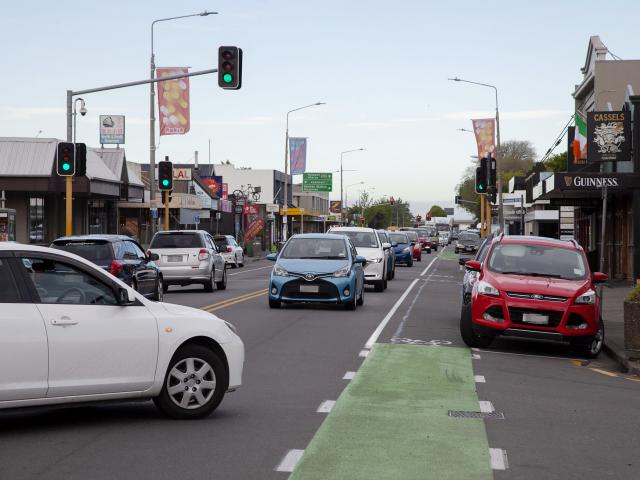 City councillor Anne Galloway believes a park and ride for motorists from the south-west...