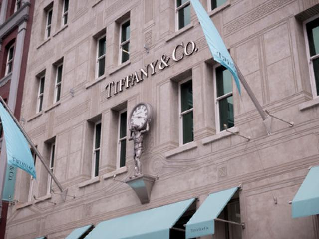 Tiffany's New Zealand store is opening in Auckland today. Photo: NZ Herald