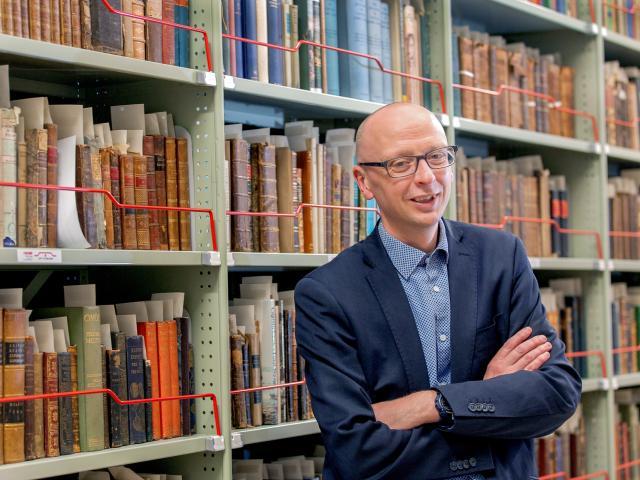 Prof Tony Ballantyne begins his new role in January. Photo: University of Otago