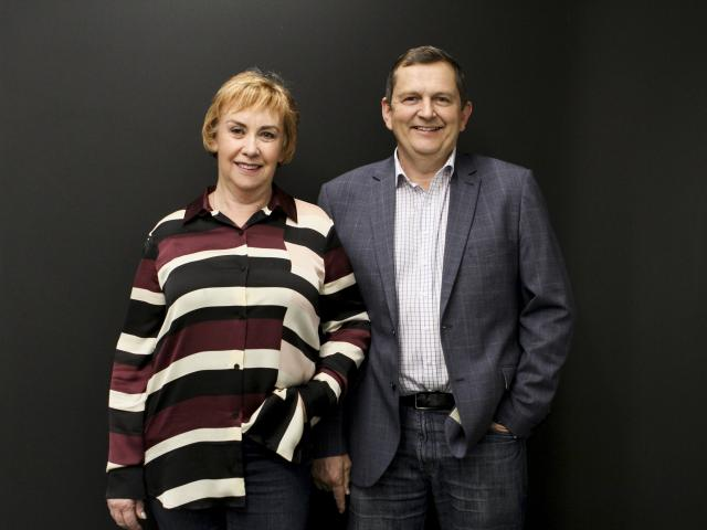 Dunedin Night 'n Day directors Andrew and Denise Lane appear in a new book focusing on franchise...