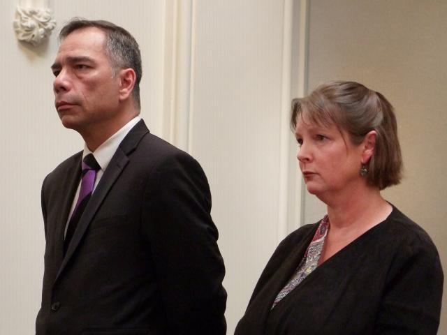 Gavin and Karen Bainbridge left the University of Otago more than $170,000 out of pocket. PHOTO:...