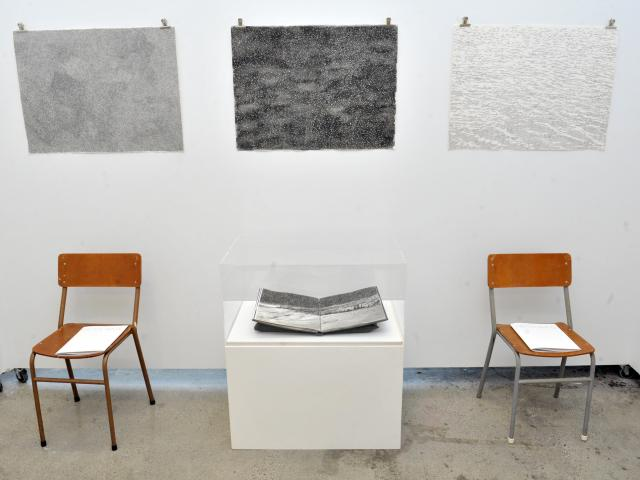 Pippi Miller's exhibition of her graduate diploma work at SITE.