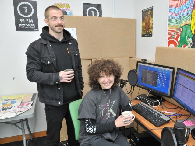 Radio One programme manager Tom Tremewan and music director Henessey Griffiths run their eye over...