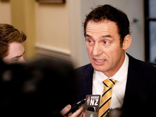 Stuart Nash. Photo: RNZ