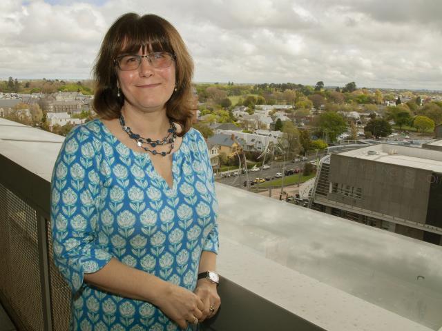 Christchurch City Council Chief Executive Dawn Baxendale. Photo: Geoff Sloan