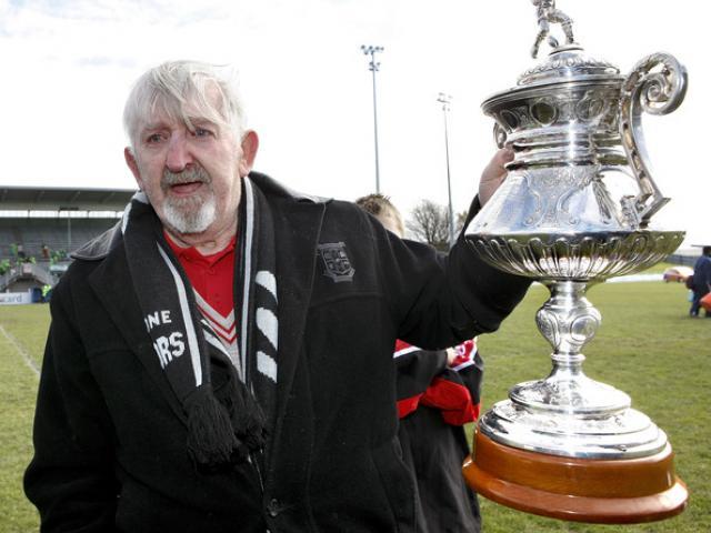 Bill Whitehead. Photo: Canterbury Rugby League