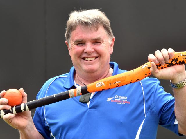 Logan Park High School science head and hockey coach Murray Thompson has been awarded a School...