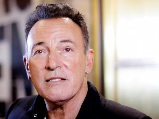 Bruce Springsteen. Photo: Reuters