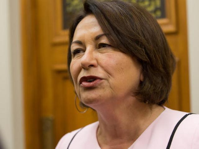 Former education minister Hekia Parata. Photo: RNZ / Claire Eastham-Farrelly