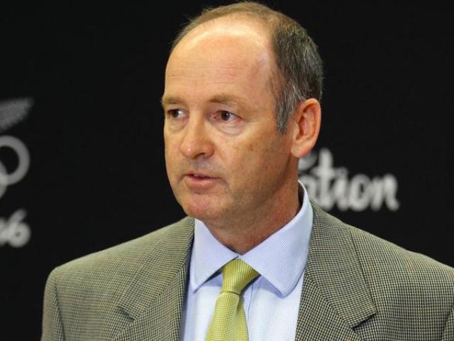 "Gymnastics NZ chief executive Tony Compier:  ""We offer our sincerest apology"". Photo: Photosport"