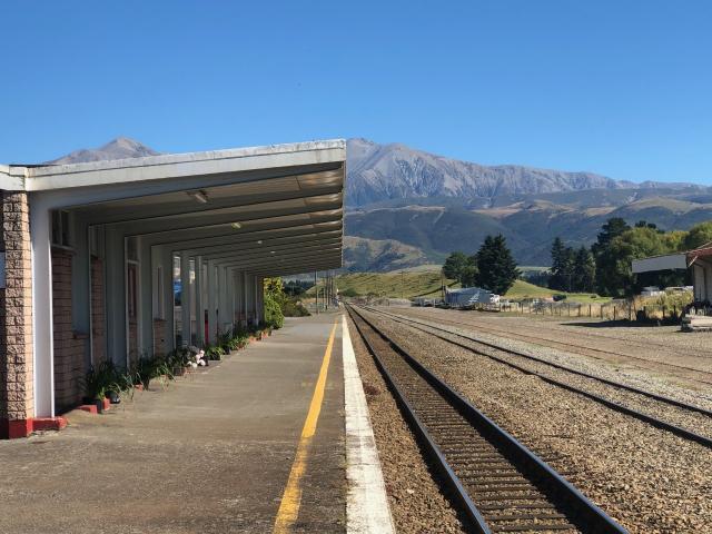 Springfield Railway Station. Photo: Supplied