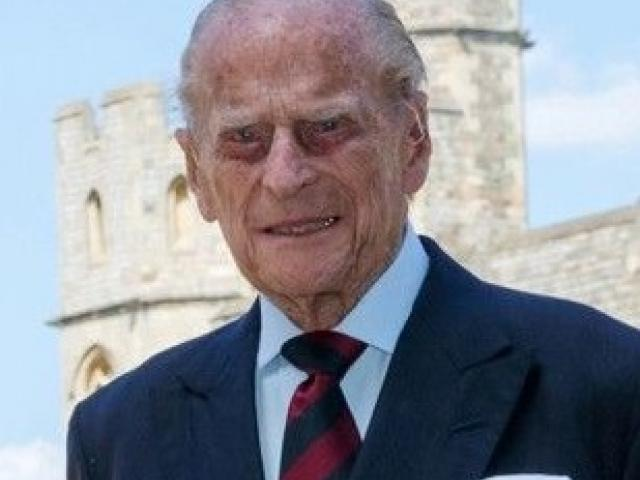Prince Philip turns 100 in June. Photo: Reuters