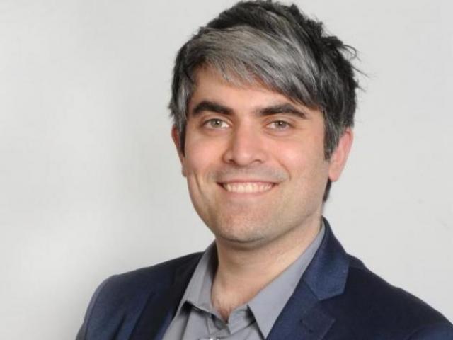 Dunedin mayor Aaron Hawkins